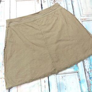 Aventura Khaki Skirt